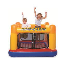 """Надувной детский игровой центр - батут Intex 48260 """"Playhouse"""""""