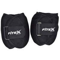 Обтяжувачі на щиколотку Fitex 2кг