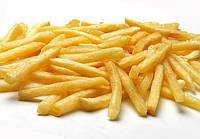 Бу автоматическая линия производства картофеля фри 1500 кг/ч