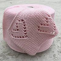 Пряжа Beta, розовый нежный (40% меринос, 10% кашемир, 7% ангора, 28% вискоза,15% ПА; 1450 м/100 г)