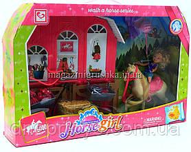 Ігровий набір Лялечка з конячкою K899-55