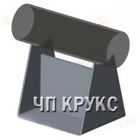 Рухливі приварні опори для трубопроводів по ГОСТ 14911-82 (ОПП1; ОПП2; ОПП3)