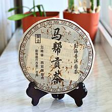 Китайский Чай Шу Пуэр Ma Bang Gong 357 г 2006 год