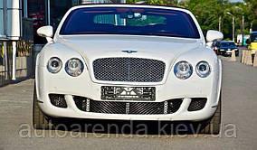 Аренда кабриолета Bentley Continental GTC