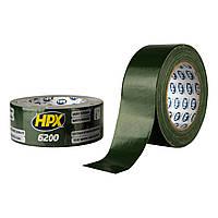 HPX 6200 - универсальная ремонтная лента (скотч), оливковая