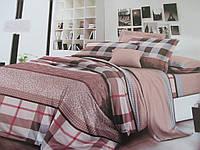 Двухспальное постельное белье с абстрактным рисунком., фото 1