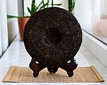 Китайский Чай Шу Пуэр Чень Сян 2009 года 357 граммов, фото 2