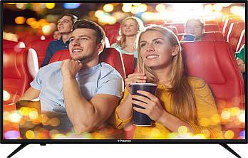 Телевизор Polaroid (55 дюймов, Smart TV, Ultra HD, 4K, HDR, WLAN, Wi-Fi, Bluetooth)