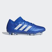 Мужские футбольные бутсы Adidas Nemeziz 18.1 FG(Артикул:DB2080)