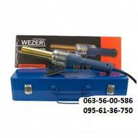 Паяльник для пластиковых труб Wezer CF-40B (20-40)