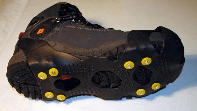 37dcde062009 Ледоступы для обуви Non-Slip на 8 шипов - размер L (39-44), ледоходы ...