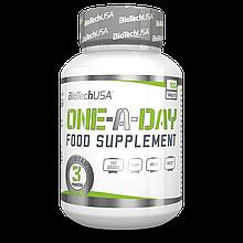 BIOTECH USA ONE-A-DAY 100 tab. Витаминно-минеральный комплекс