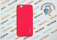 Чехол SMTT для iPhone 6/6s Plus - красный