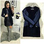 """Женское кашемировое пальто """"Хит продаж"""" , фото 2"""