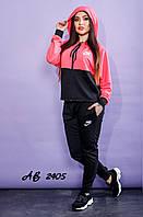 Женский модный спортивный костюм  ТТ1092 (бат), фото 1