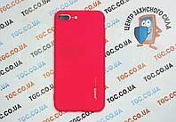 Чехол SMTT для iPhone 8 Plus - красный, фото 1