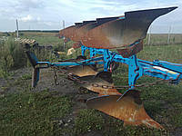 Продам Плуг оборотний 3+1 корпусный Lemken Opal 110, фото 1