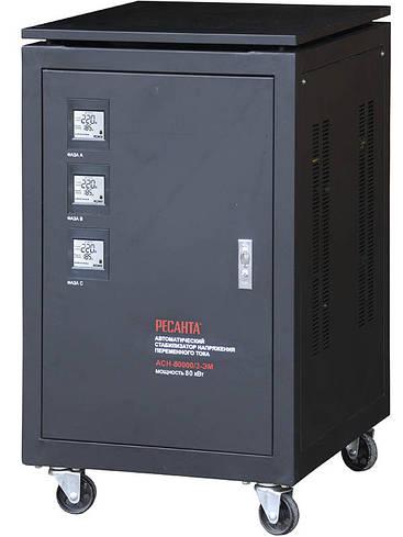 Стабилизатор напряжения Ресанта АСН-80000/3-ЭМ