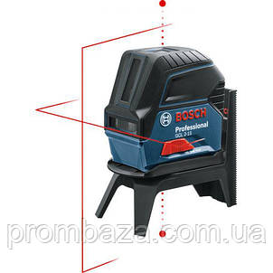 Лазерный нивелир Bosch GCL 2-15 + RM1, фото 2
