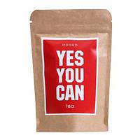 Чай Yes you can оригинальный подарок на день рождения