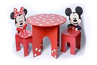Выбираем столы для детского сада