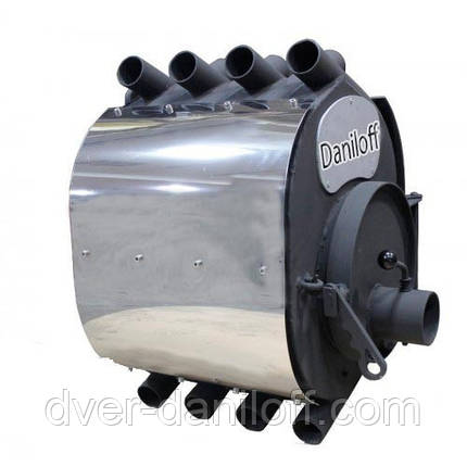 Печь булерьян daniloff повышенной мощности тип 02+, фото 2