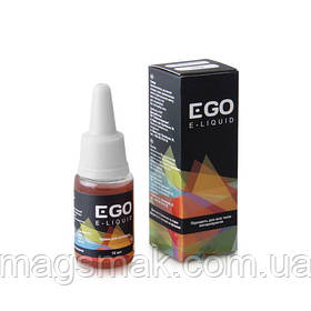 Жидкость для электронных сигарет EGO E-liquid в ассортименте