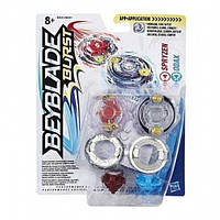 BEYBLADE 2 волчка в упаковке (B9493 BEY SPRYZEN AND ODAX)