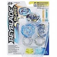 BEYBLADE 2 волчка в упаковке (C2356 BEY JORMUNTOR J2 AND FENGRIFF F2)