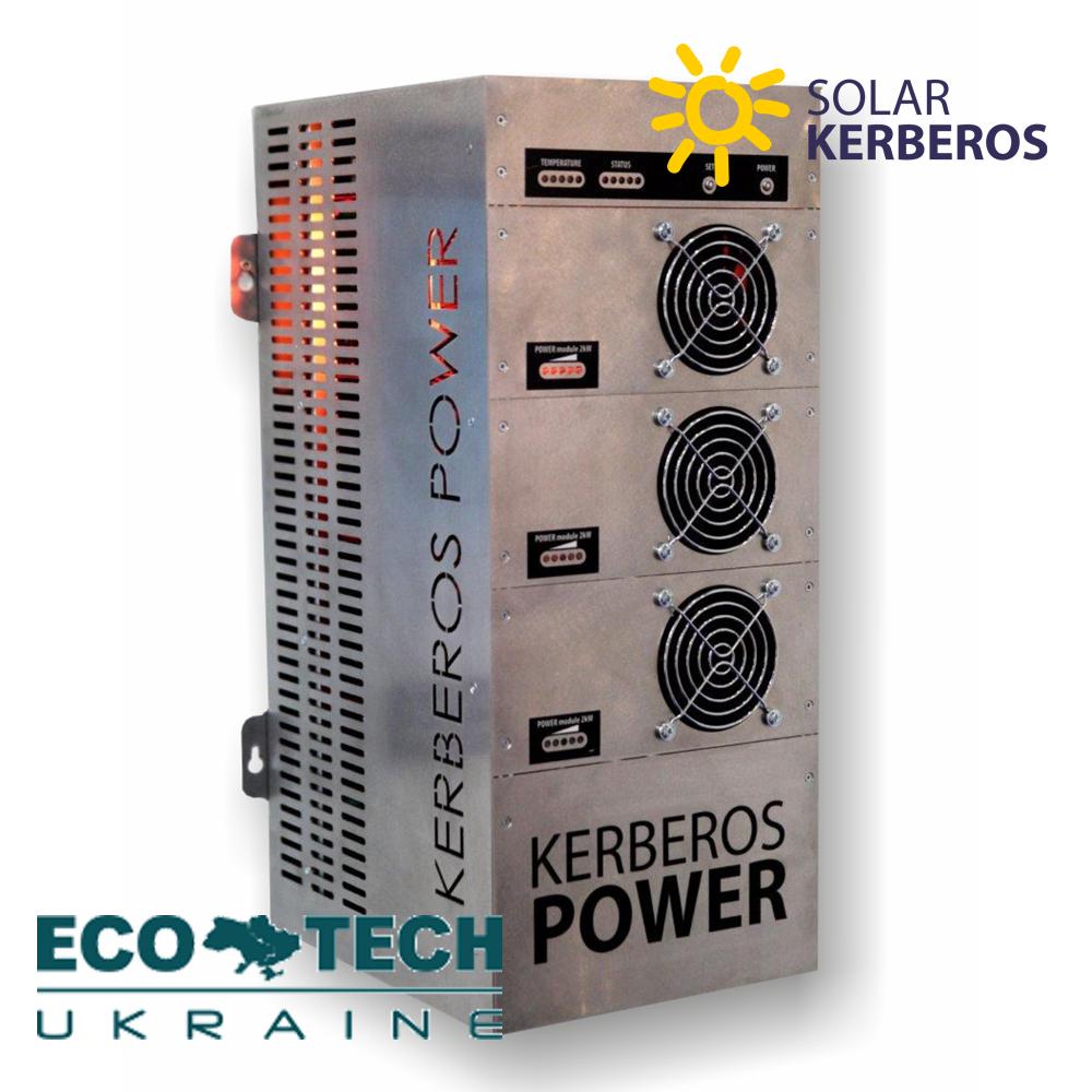 Устройство нагрева воды от фотомодулей KERBEROS 6000 (4 кВт)