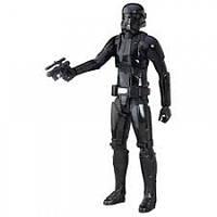 """SW Титаны (30см): Герои вселенной """"Звёздные Войны"""" (Imperial Death Trooper (B9758))"""