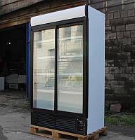 "Холодильная шкаф витрина ""INTER - 800Т"" объем 800 л. (2006 г)  бу, фото 1"