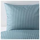 Комплект постельного белья IKEA NATTJASMIN 150х200 см синий 703.442.78, фото 2