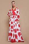 Роза красная платье Каролина д/р, фото 2