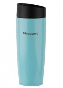 Термокружка Klausberg KB-7148 380мл Синя