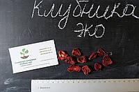 Клубника сушеная 1 кг домашняя (сушена полуниця) натуральный вяленый сухофрукт, фото 1