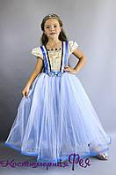 Золушка, принцесса, детский карнавальный костюм (код 28/21)
