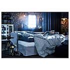 Комплект постельного белья IKEA VATTENMYNTA 200х200 см белый синий 503.902.47, фото 2