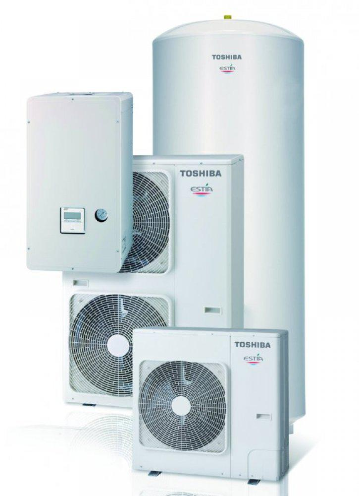 Тепловой насос Toshiba HWS-1404H-E / HWS-1404XWHT9-E