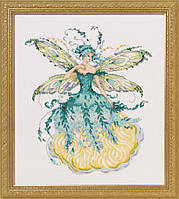 Схема Mirabilia Designs  March Aquamarine Fairy , фото 1