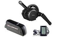 Электровелосипед, электромотор для велосипеда Bafang BBS02 750W 48V