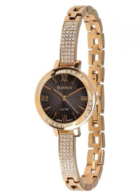 Женские наручные часы Guardo 011385-3 (m.GB)