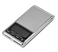 Ювелирные карманные весы Digital Scale 0.1-1000г, фото 1