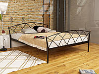 Кровать металлическая Жасмин Элегант-2 (JASMINE ELEGANCE)
