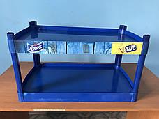 Торговая стойка б/у для магазинов под чипсы, сухарики и др. товары, фото 3