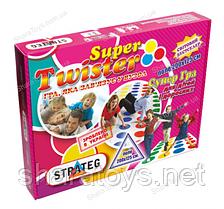 "Игра ""Super Твистер 2 в 1"""