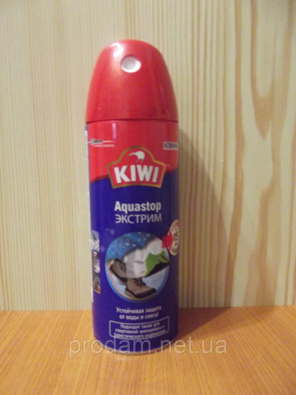 Пропитка Kiwi аквастоп экстрим
