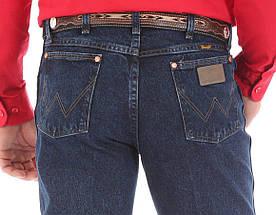 Мужские джинсы wrangler 13MWZ Original Fit DARK STONE, фото 3