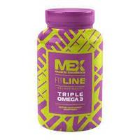 MEX Nutrition Омега 3 Triple Omega 3 (90 softgels)