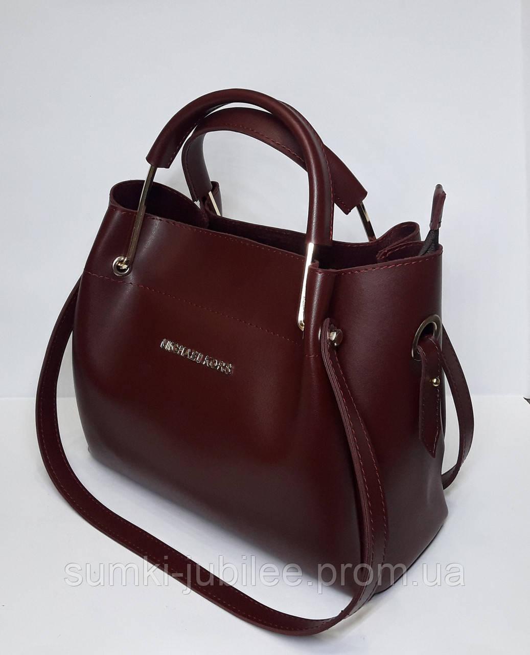 82fb9d6331a2 Женская кожаная сумка